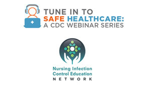 Nursing Infection Control Education (NICE) Network logo