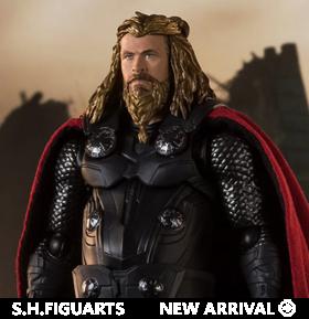 Avengers: Endgame S.H.Figuarts Thor (Final Battle Edition)