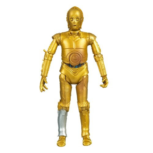 "Image of Star Wars The Vintage Collection Wave 4 (ROS) - C-3PO 3.75"" Figure"