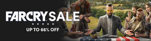 Far Cry Sale