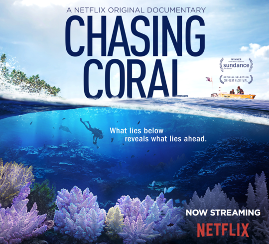 Chasing Coral Screening @ Rosenberg Library | Galveston | Texas | United States