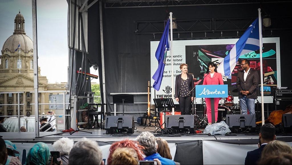 Empowering the Francophonie in Alberta