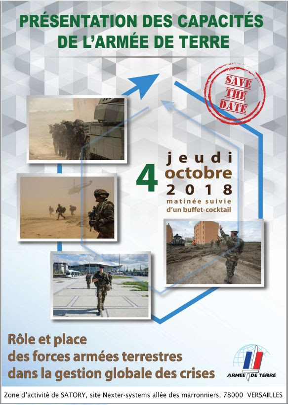 Flyer démo IHEDN 04 oct 2018
