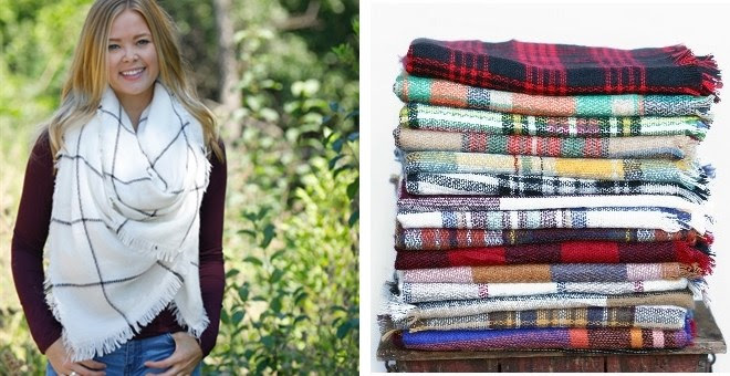 HOT!! Original Blanket Scarf..