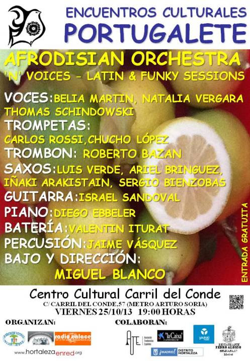 Afrodisian Orchestra