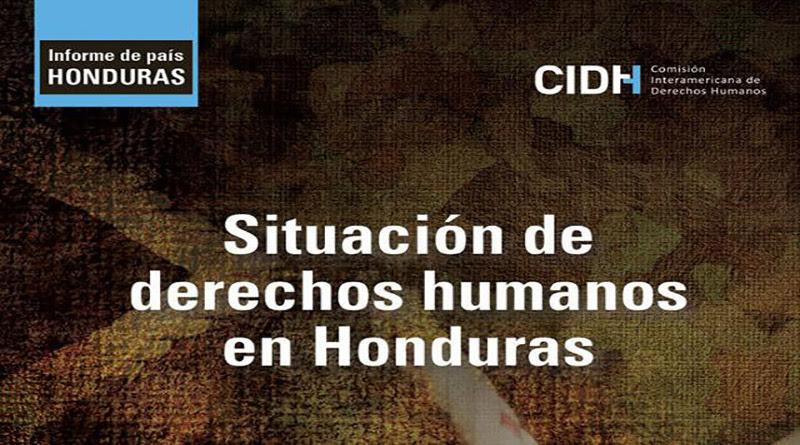 CIDH publica nuevo informe