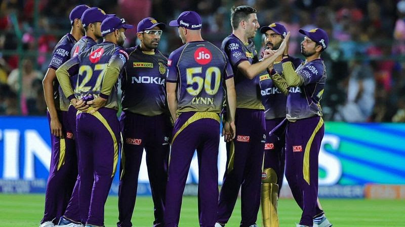 Kolkata Knight Riders had finished at the 5th position in IPL 2019 (Image Courtesy - IPLT20/BCCI)