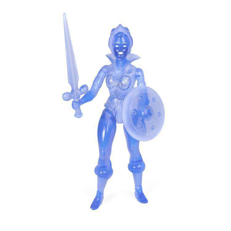 Image of Masters of the Universe Vintage Wave 3 - Teela (Frozen) - SEPTEMBER 2019