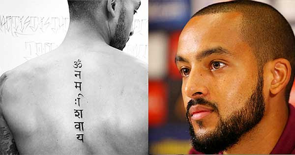 YOUNGSTERS, SWAG, THEO WALCOTT'S  TATTO, मारिया शारापोवा