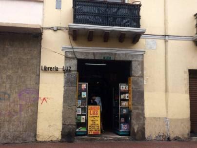 Libreria luz 1