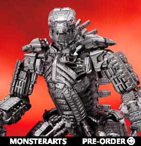 Godzilla vs. Kong S.H.MonsterArts Mechagodzilla