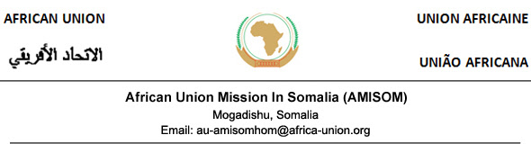 African Union Mission In Somalia (AMISOM)