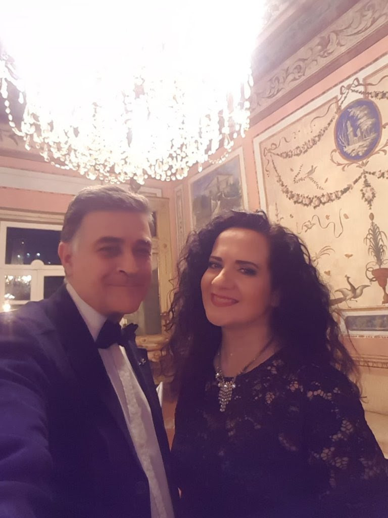Il Premio Caruso Terza Edizione 2020 agli artisti lirici partenopei Olga De Maio soprano e Luca Lupoli tenore