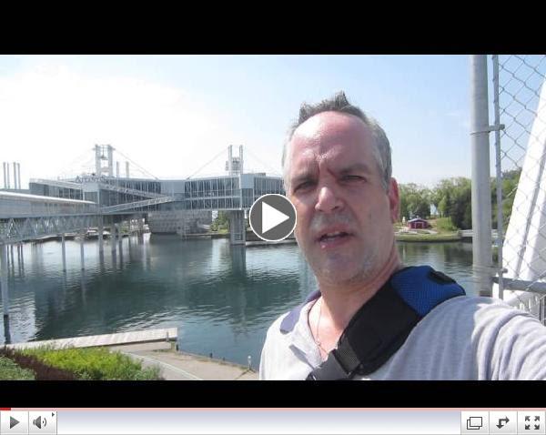 Jim Pagiamtzis at Atlantis sharing insights on Summer Networking Bash 2014