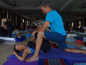 partner yin yoga
