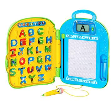LeapFrog Learning Letters