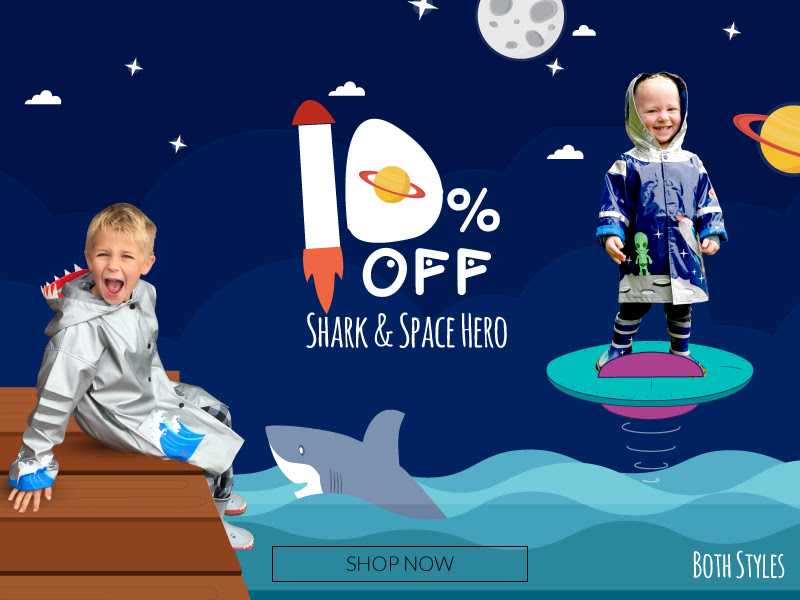 Kidorable: 10% off all our Sha...