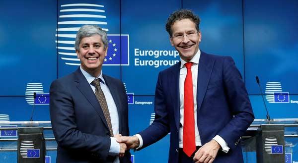 O Ronaldo das finanças já é presidente do Eurogrupo