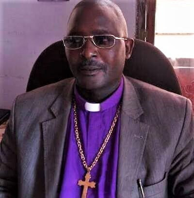 Bishop Daniel Kwileba Kwiyeya. (Morning Star News)