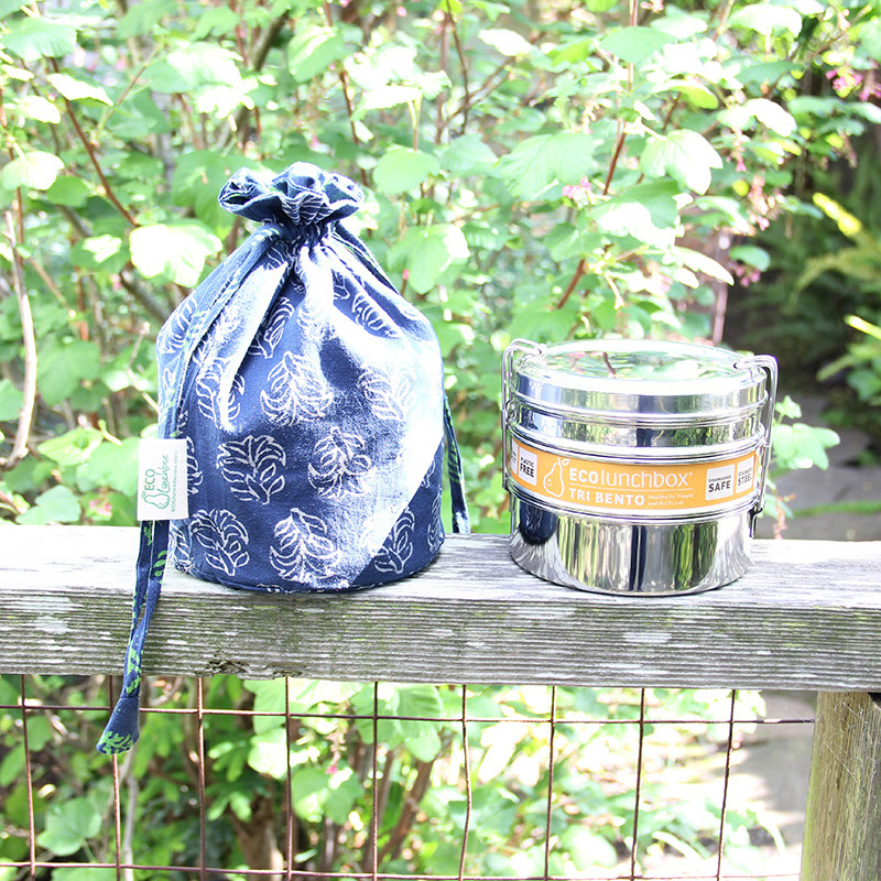 Go Green with ECOlunchbox