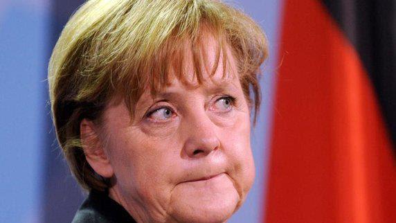 Merkel als Rebellin gegen Trump inszeniert