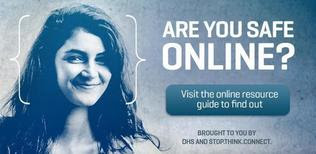 Are You Safe Online? Visit the online resource guide to find out.