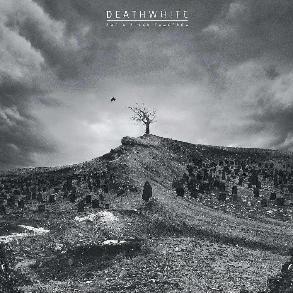 DEATHWHITE album cover