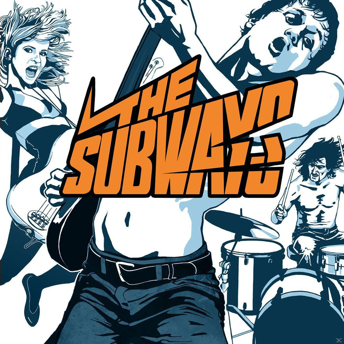 the subways cover art july 2015