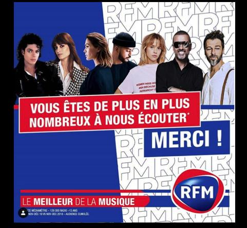 Visuel Médiamétrie RFM