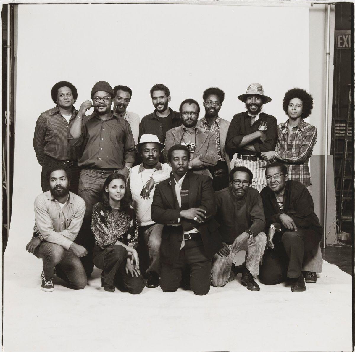 Anthony Barboza, Kamoinge Members, 1973.