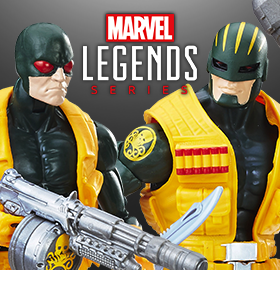 MARVEL LEGENDS HYDRA SOLDIER TWO PACK