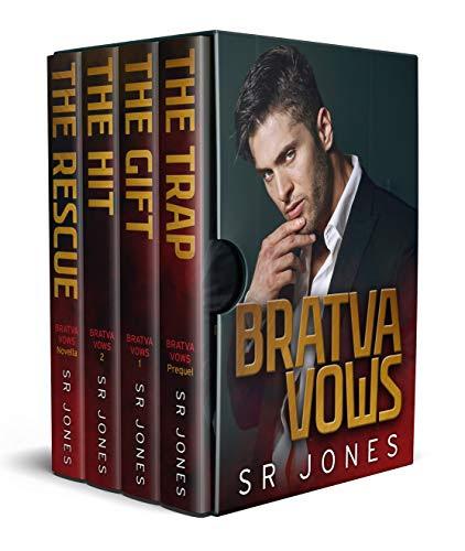 Cover for 'Bratva Vows Complete Box Set: A Dark Mafia Romance'