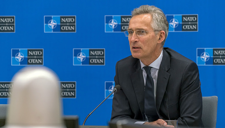 NATO Secretary General addresses Foreign Ministers of the Global Coalition to Defeat ISIS