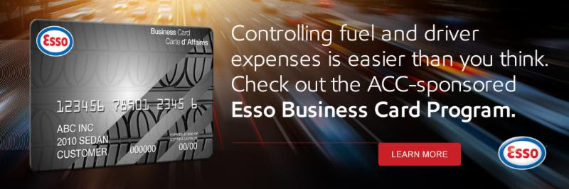 Esso business card howtoviews share the word on esso business card and you could win a 250 or reheart Choice Image
