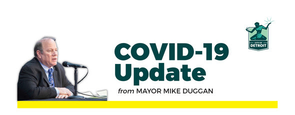 COVID Residents Update with Mayor Photo