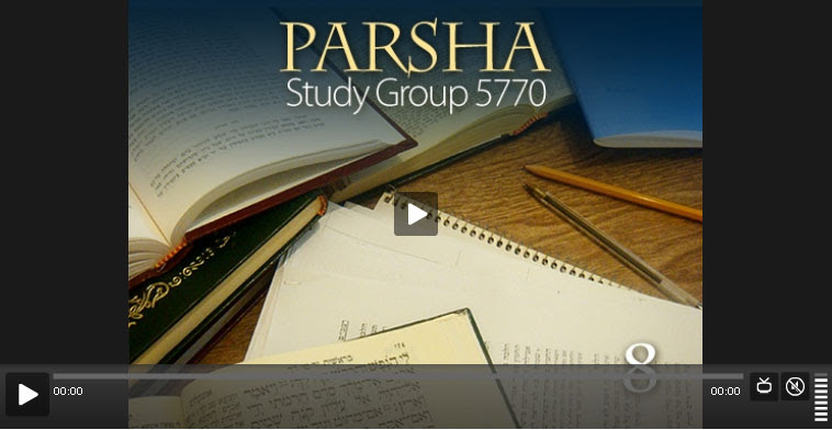 parsha study group