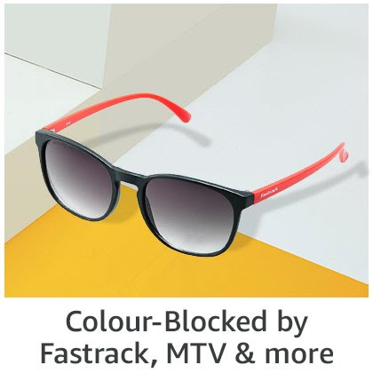 Colorblocked by Fastrack, MTV & more