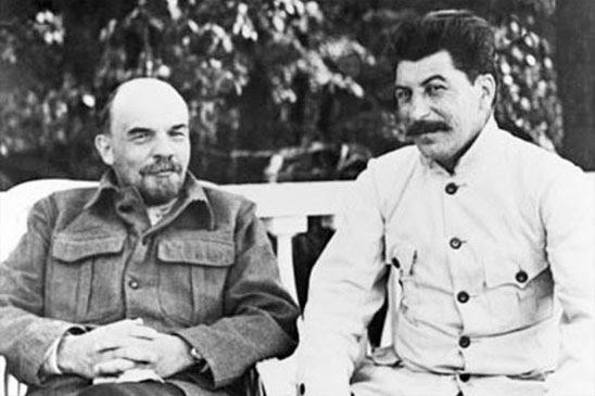 La Russia da Lenin a Stalin. Riassunto di Storia