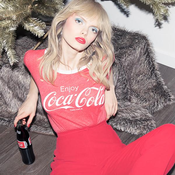 Coca Cola Destroyed Johnny Ringer Tee