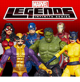 MARVEL AVENGERS INFINITE LEGENDS SERIES 02 BAF THANOS
