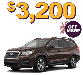 2019 ASCENT PREMIUM $3200 OFF MSRP