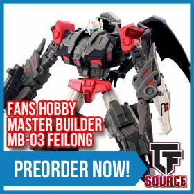 Fans Hobby Master Builder MB-03 Feilong