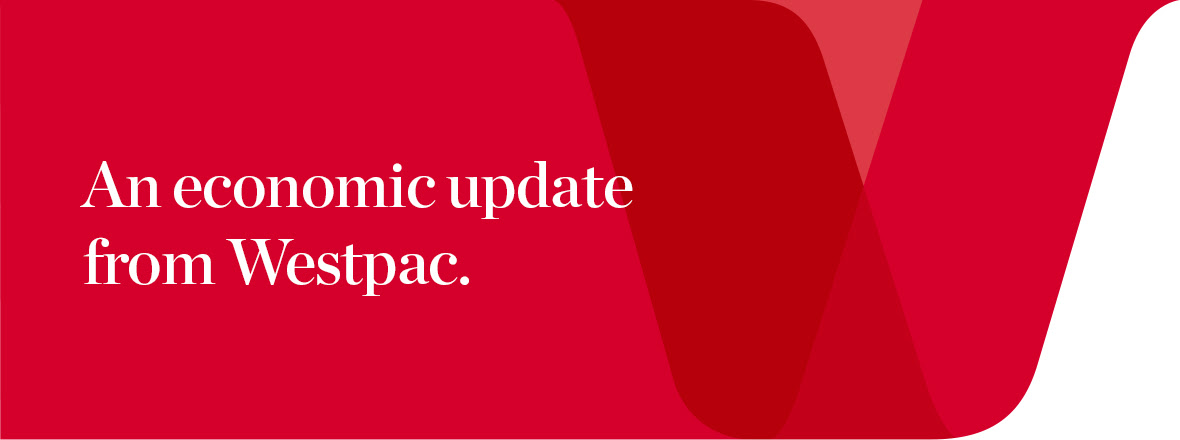 An economic update from Westpac.
