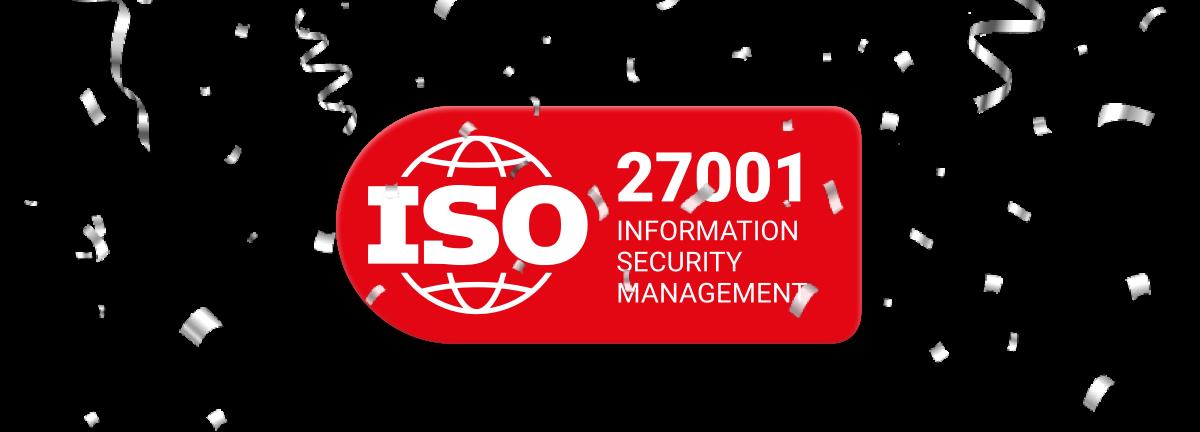 Fluix ISO 27001 Certified