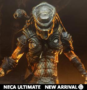 Predator 2 Ultimate Stalker Predator Figure