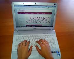 common App essay computer