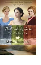 The Quilted Heart by Mona Hodgson