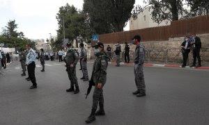Agentes de la policía israelí en una imagen de archivo.-EFE