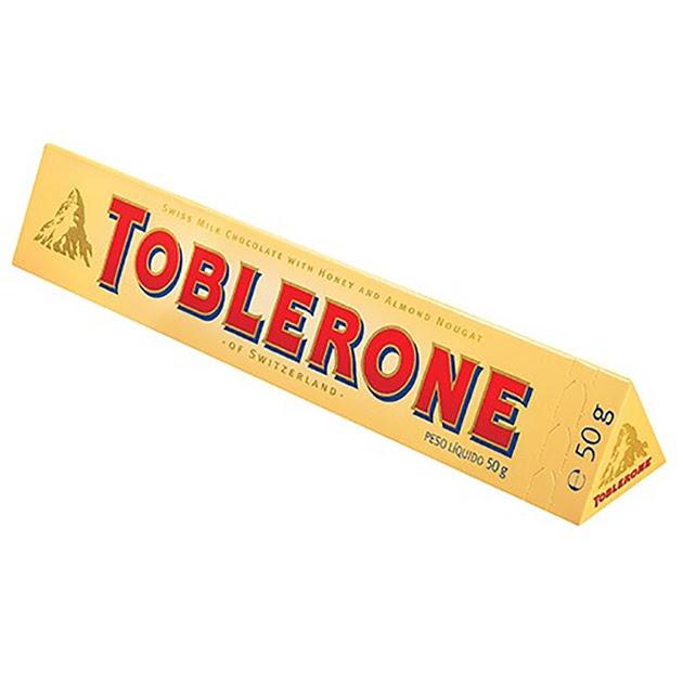 Toblerone Milk 50g