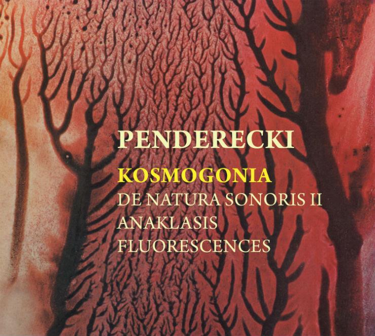 "Cold Spring - Krzysztof Penderecki ""Kosmogonia"" CD"